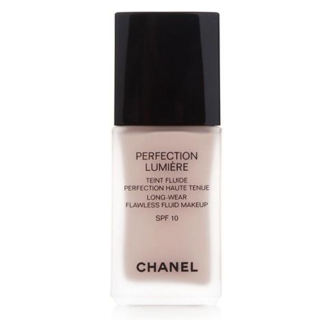 Chanel香奈儿臻美光感粉底液12# 30ML SPF10防晒